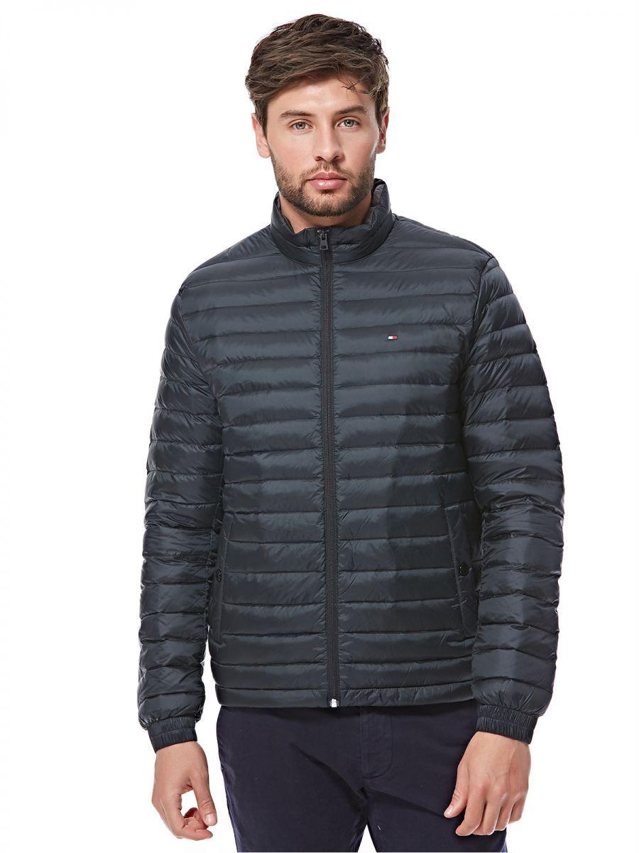 c9ff8eb9 Buy Tommy Hilfiger Puffer Jacket for Men - Black - Jackets & Coats   KSA    Souq