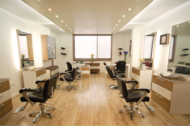 Salon Interior Design | Mitra Beauty Salon   Interior Design By Alef Design  Agency At Coroflot