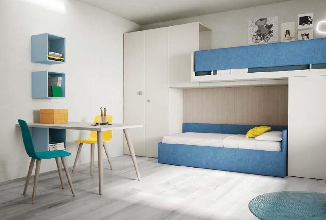 Camerette Nidi ~ Nidi battistella italian design for kids now available in