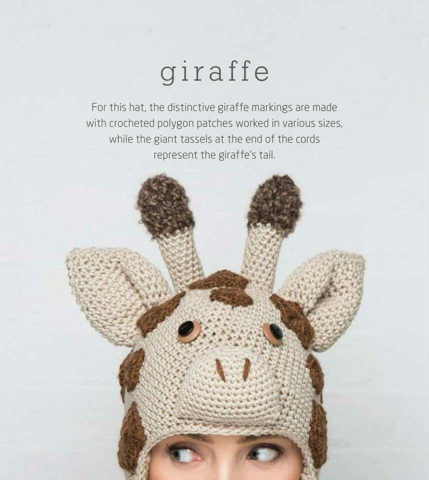 Jirafa | crochet | Pinterest | Jirafa