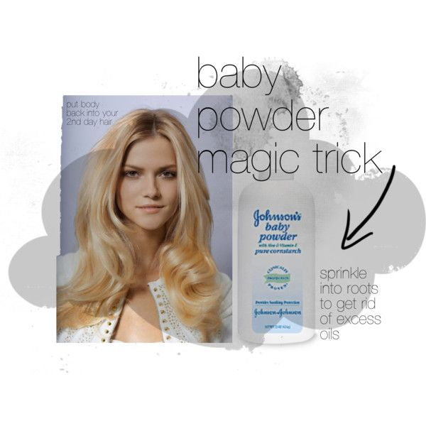 Baby Powder For Your Hair 2nd Day Hair Hair Powder Hair Beauty