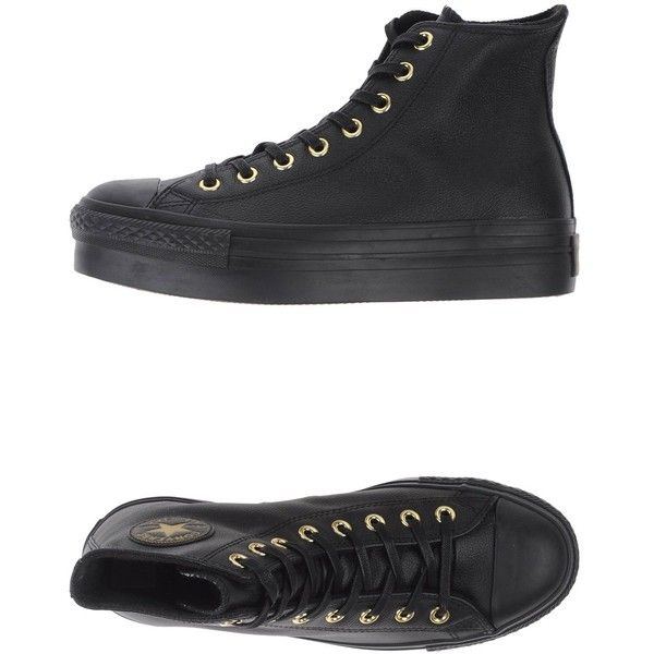 53be59c85081 Converse All Star Sneakers ( 216) ❤ liked on Polyvore featuring shoes