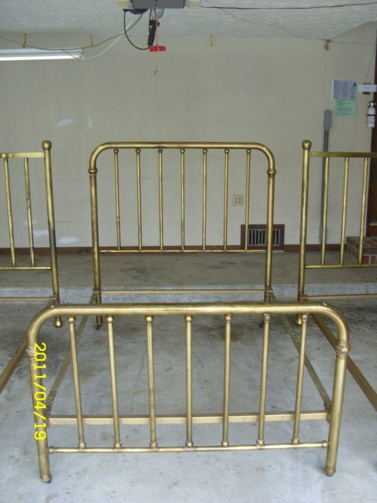 Loft bed railing ideas  Twin Brass Bed Frame  Bed Frames Ideas  Pinterest  Brass bed Bed