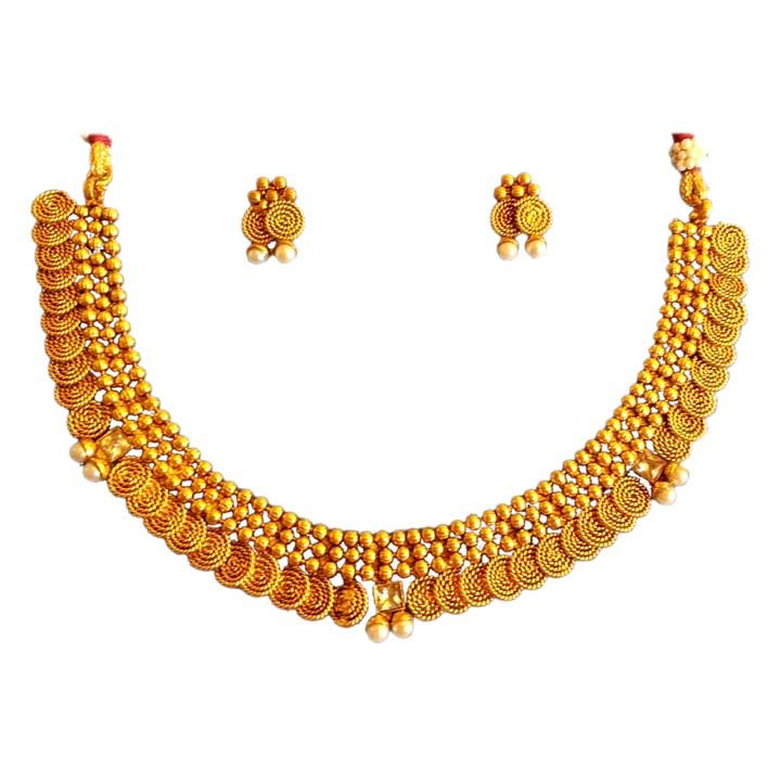 necklaces lucknowi at online pin jewellery purchase fameincitycom buy