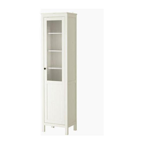 Schrank ikea hemnes  HEMNES Wardrobe with 2 sliding doors - white stain - IKEA Try ...