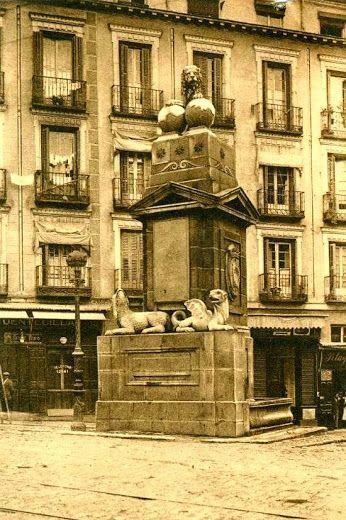 La fuentecilla (Pasión por Madrid).