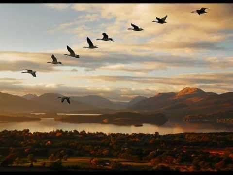Aye Fond Kiss Rabbie Burns Happy Birthday Loch Lomond