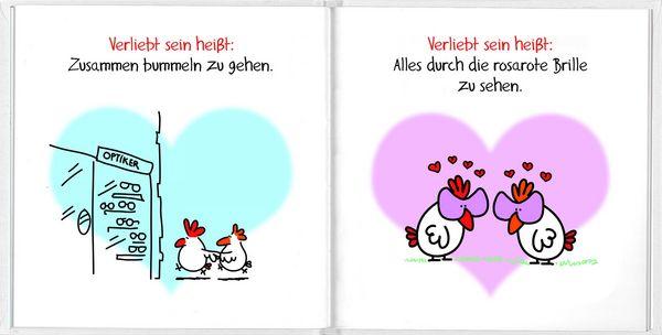 """""""Verliebt sein heißt..."""" #Liebe #Buch von: Holzach, Alexander / Korsch Verlag"""