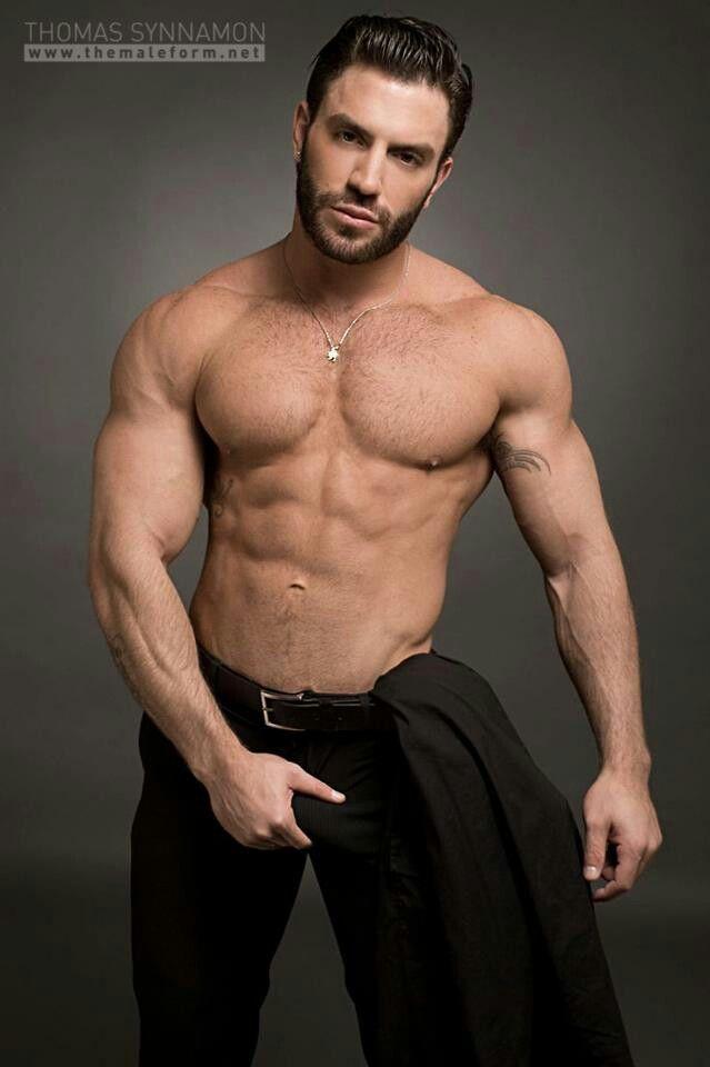 Reife muskulöse Männer Tumblr