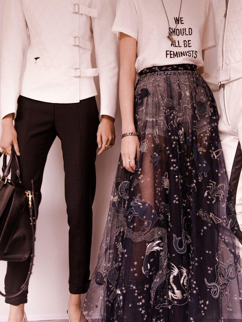 Dior SS17 Paris womenswear backstage Dazed