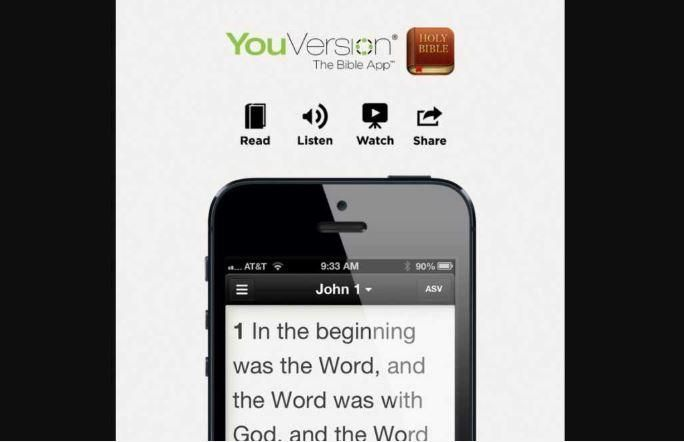 YouVersion Bible App Features Powerful Devotionals Written