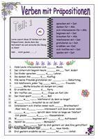 Dies ist ein Drill mit dem Verben haben und sein.  Die habe ich gemacht für mein Schüler mit Legasthenie. Sie brauchen viel Wiederholung. Die template ist nicht meiner. Ich darf sie benutzen von Mada, eine Lehrerin auf eslprintables.com, wo ich auch Arbeitsblätter hochlade. Die clipart ist von Ron Leishman, erhältlich von teacherspayteacher.com und darf verwendet worden. Es gibt ein Farb- und ein Scwarz-Weiss Version. Ich bin keine Lehrerin Deutsch. Hoffentlich gibt es keine Fehler drin…