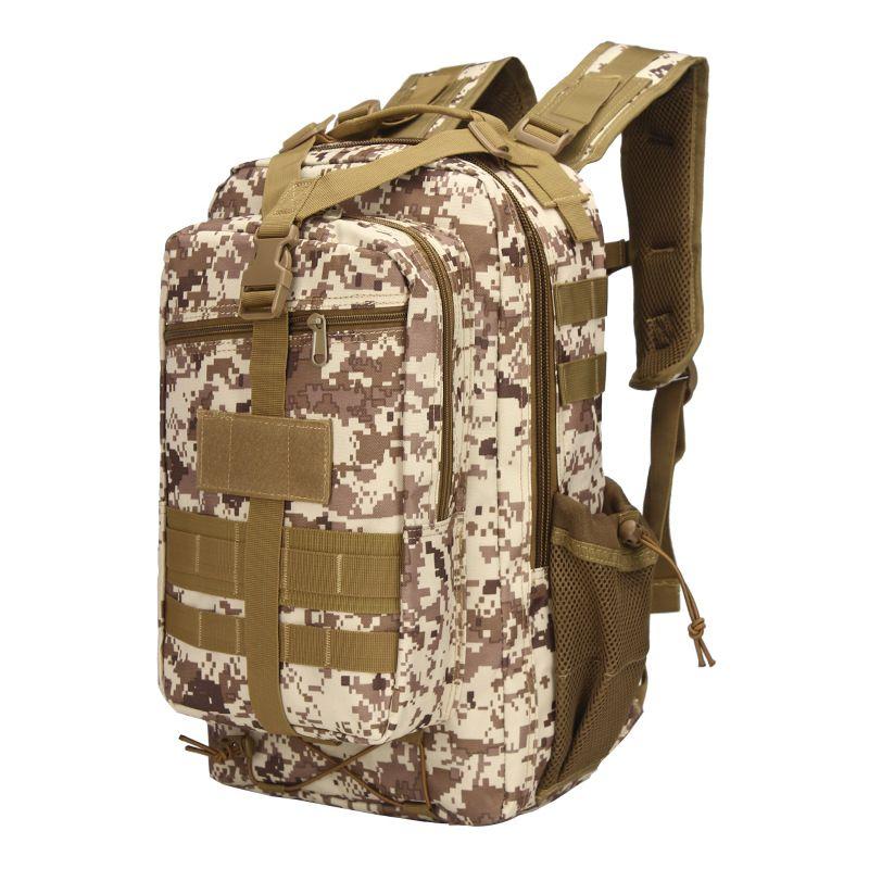 35L Outdoor Tactical Molle Backpack Rucksack Military Messenger Shoulder Bag