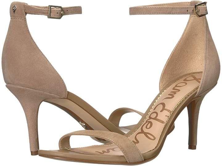 012f1b61589a68 Sam Edelman Patti Strappy Sandal Heel High Heels