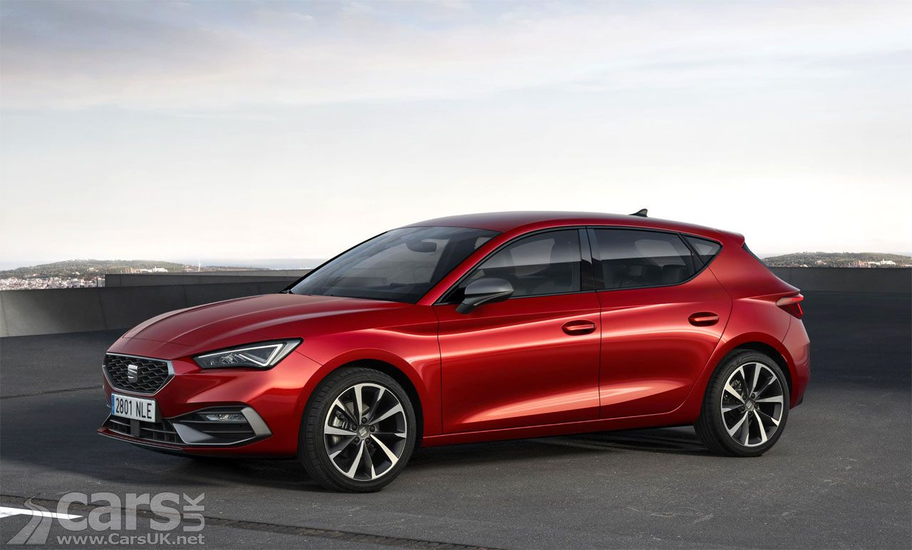 2020 Seat Leon Revealed As Seat S Take On The New Vw Golf Cars Uk In 2020 Seat Leon Cars Uk Hatchback
