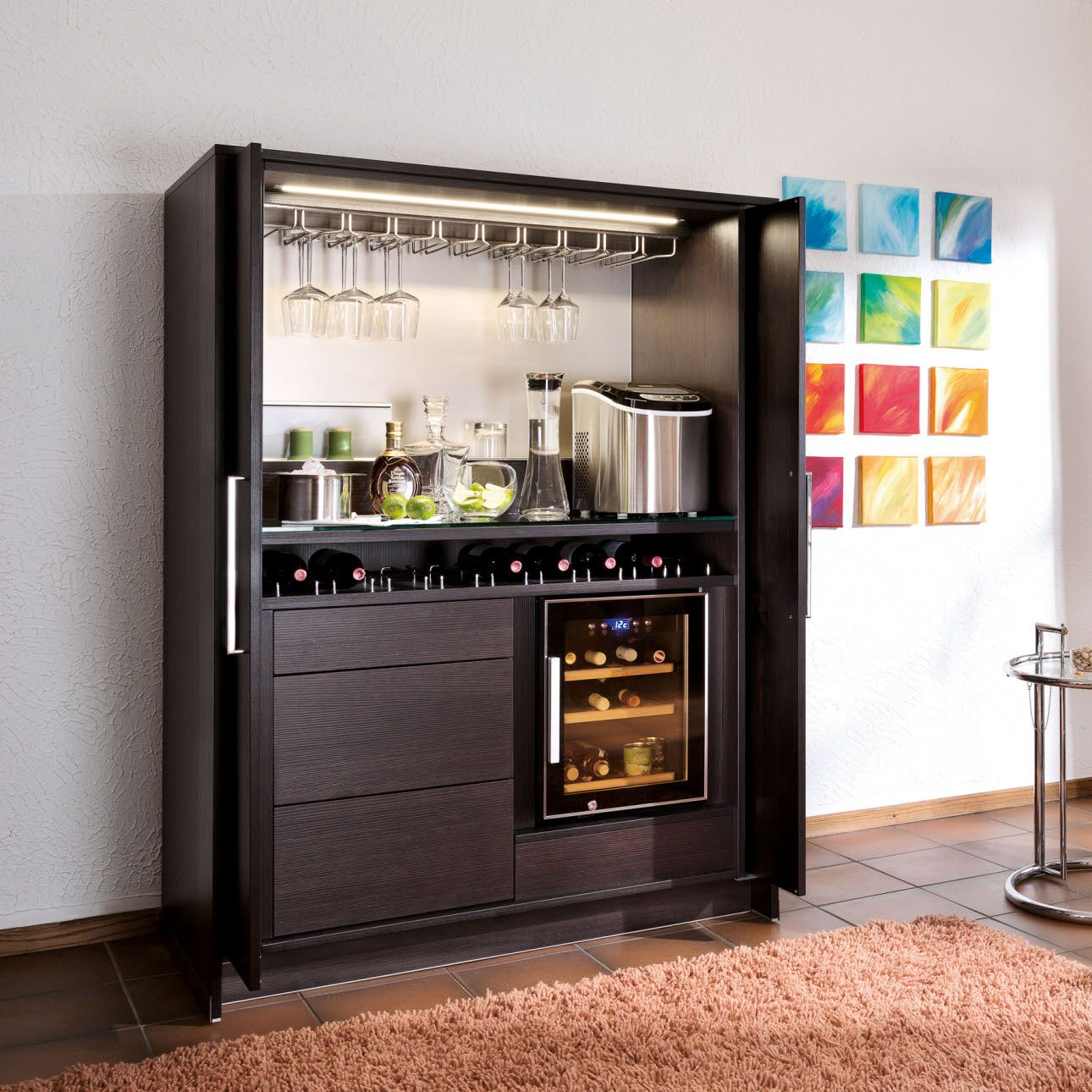 Poggenpohl Stage Bar Cuisine Pocket Pinterest Bar Stage  # Muebles Lolo Morales