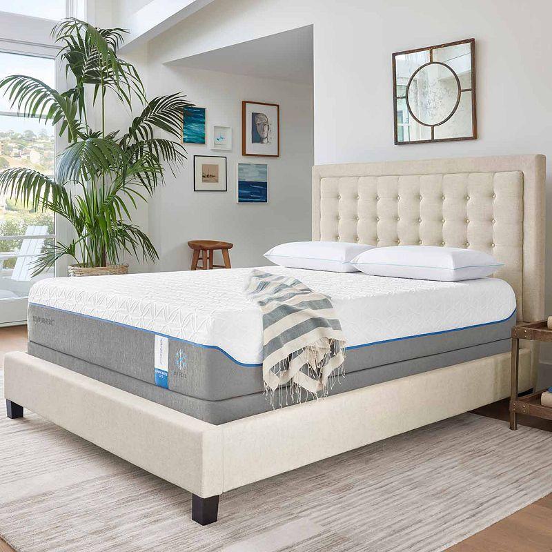 Tempur Pedic Tempur Cloud Supreme Breeze Mattress Only Mattress Sets Mattress Bedroom Furniture