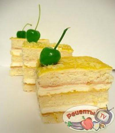 """""""Лимонные пирожные"""" (Lemon Pastries)"""