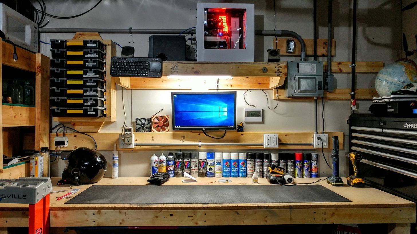 garage tinker station garage organisation garage on top 55 best garage workshop ideas basics of garage workshop ideas explained id=53658