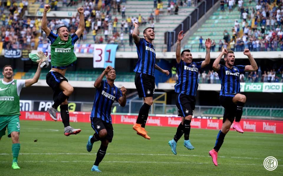 Gary Medel en el Chievo - Inter