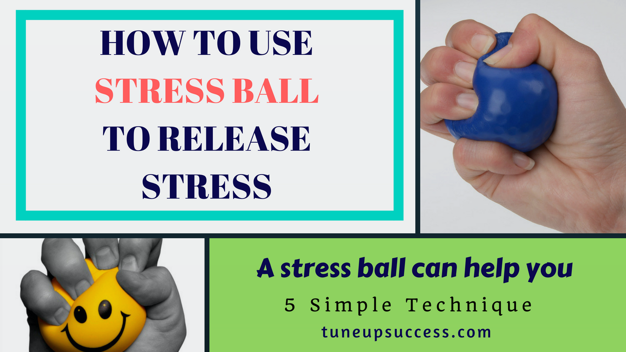 Do Stress Ball Really work to relief from Daily Stress- a ...