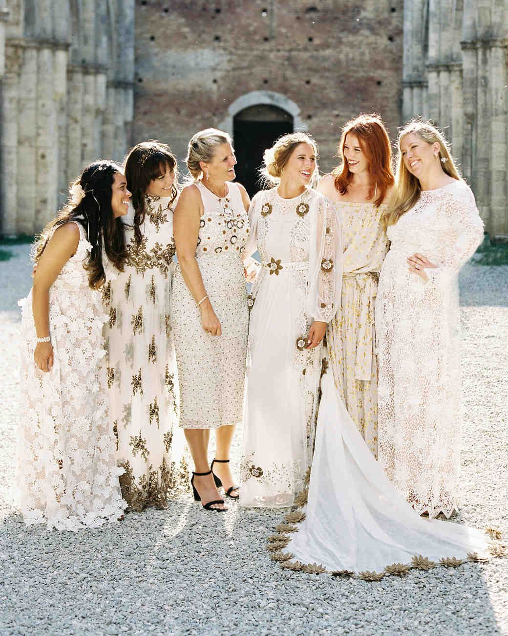 Mother Of The Bride Dresses That Wowed At Weddings White Bridesmaid Dresses Unique Bridesmaid Dresses Bridesmaid Dresses [ 1301 x 1040 Pixel ]