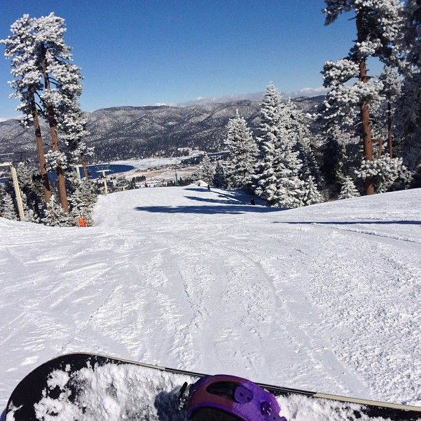 Snow Summit Mountain Resort In Big Bear Lake Ca Great Times