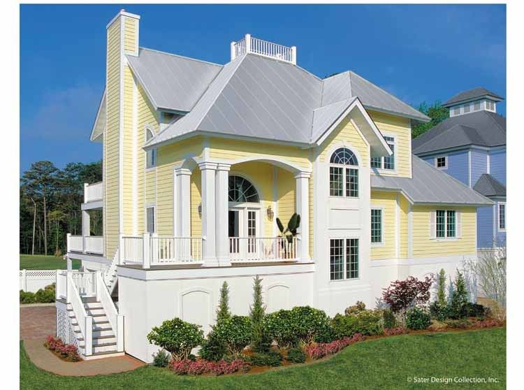 New American House Plan With 1886 Square Feet And 3 Bedrooms S From Dream Home Source House Plan Code Victorian House Plans Cottage House Plans House Plans