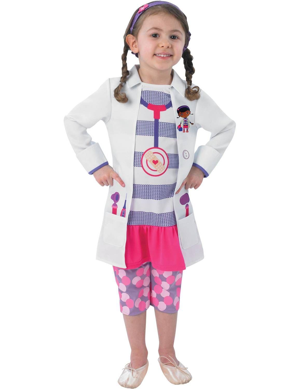 Child Doc McStuffins Costume | Doc mcstuffins costume