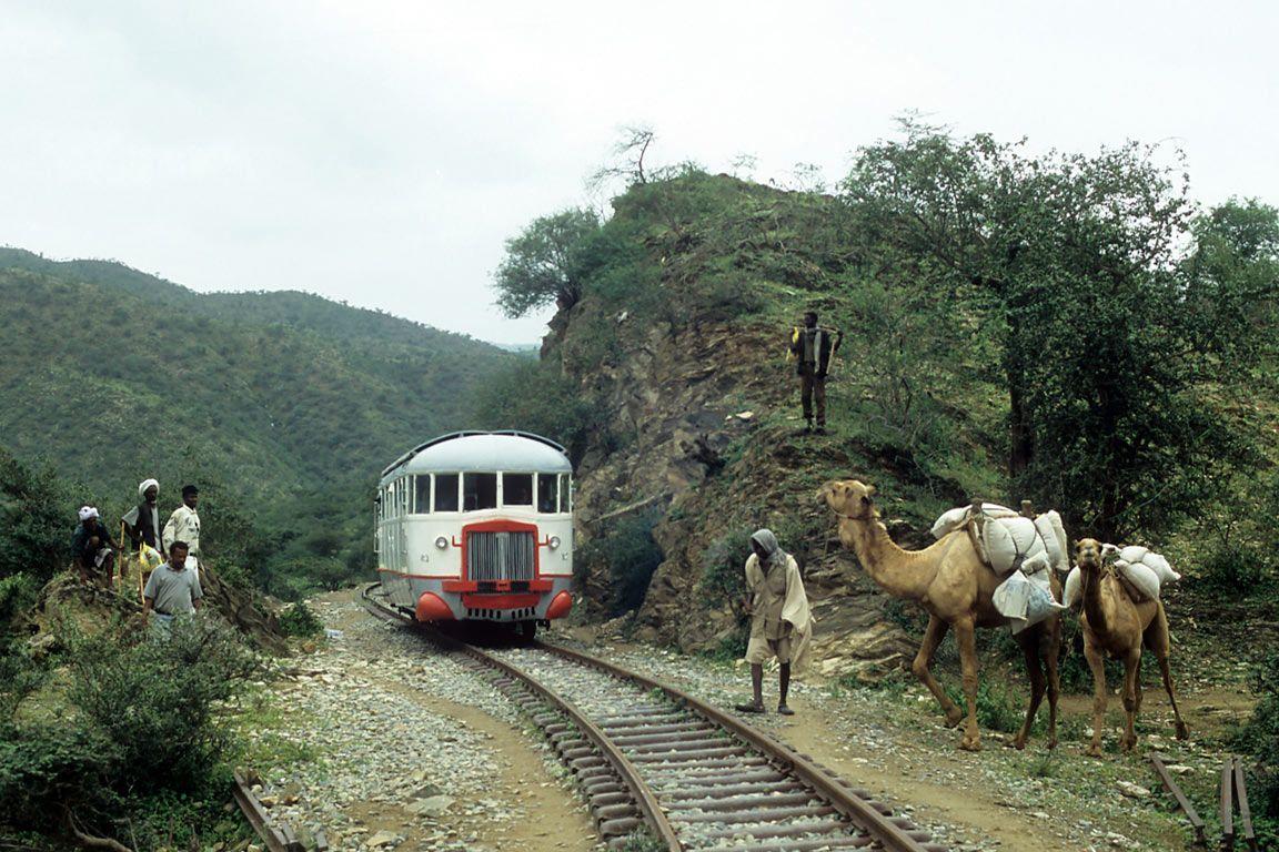 Littoina Train Eritrea At Duckduckgo Fiat Railway Train