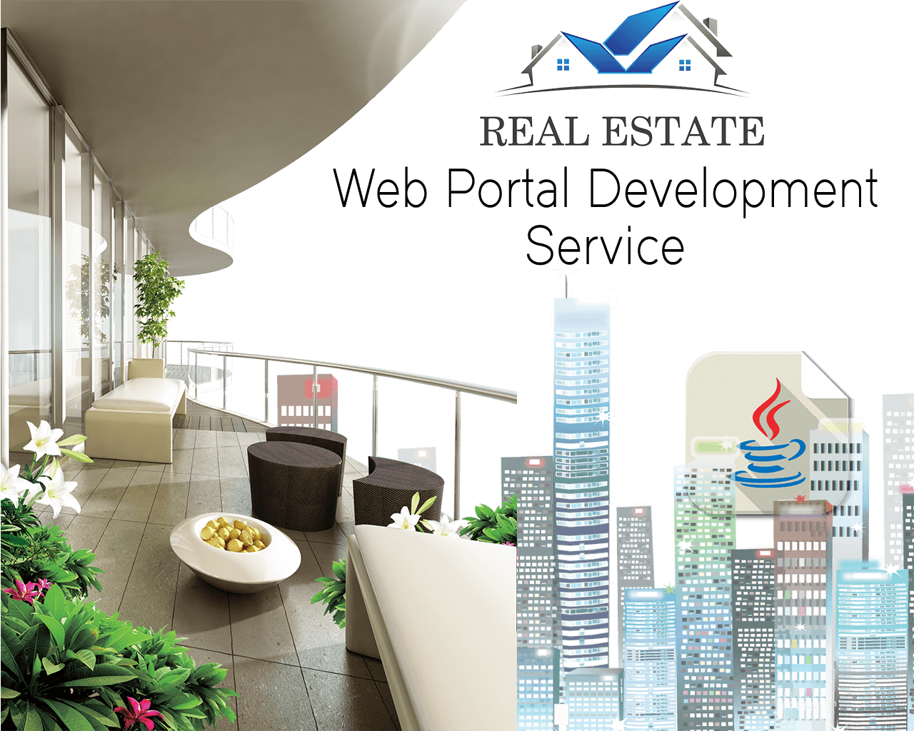 Real Estate Web Portal Development Services IT Company