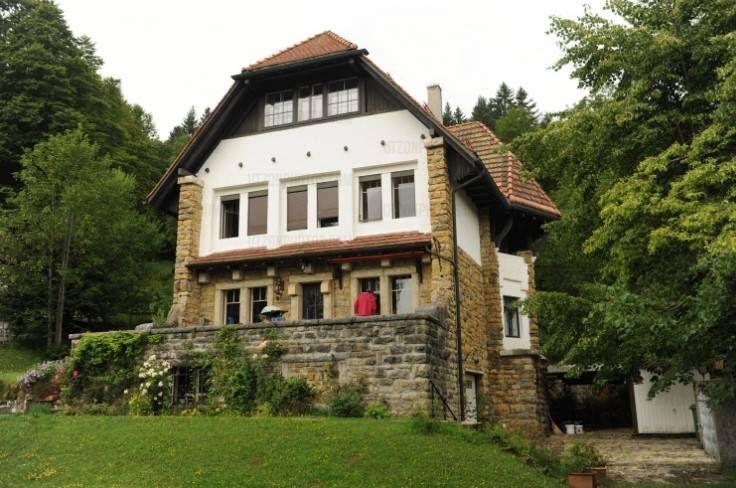 Villa Jacquemet by Le corbusier