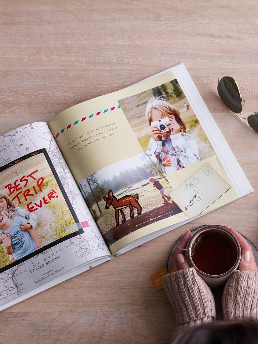 Relive your best vacation ever with a travel photo book you'll love to look back on. | Shutterfly