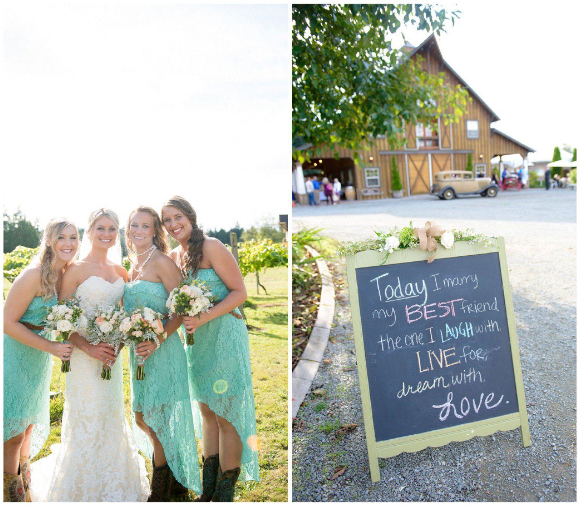 Country Wedding On A Budget | Budgeting, Wedding and Weddings