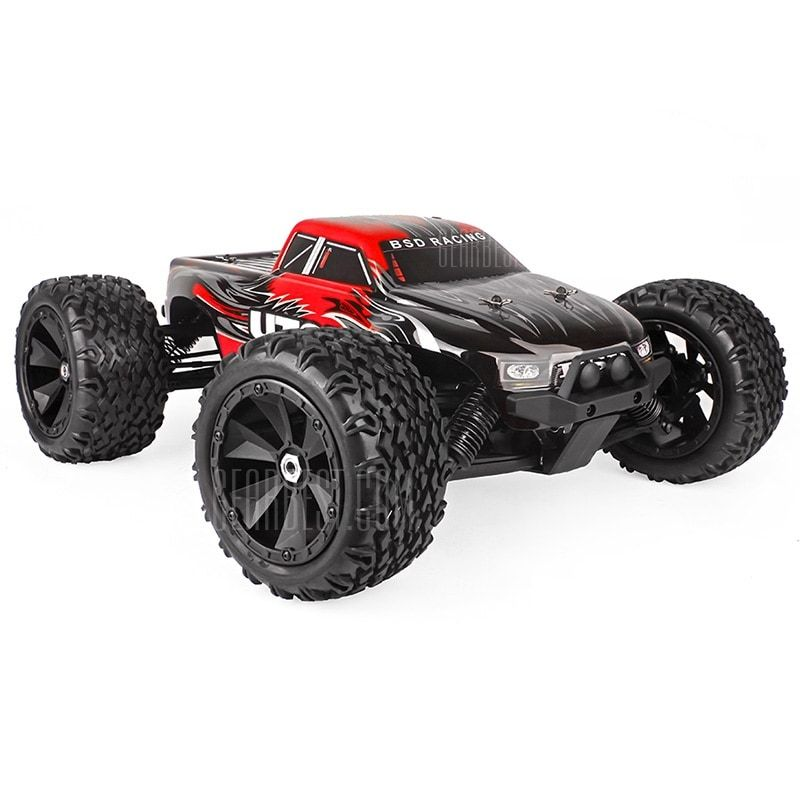 RC Car Red RC Monster Truck Sale, Price & Reviews