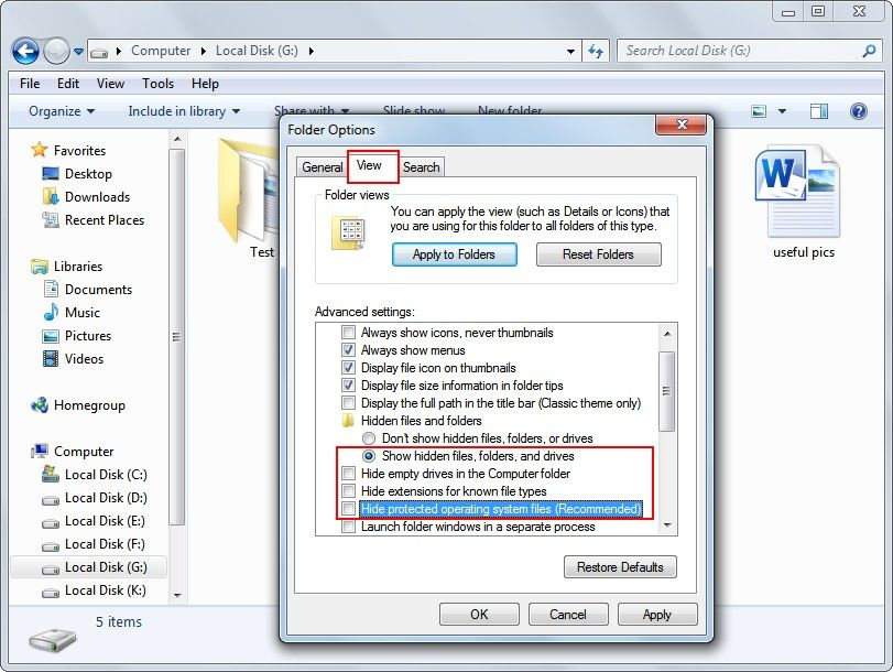 Recover Antivirus Deleted Files with Best File Recovery