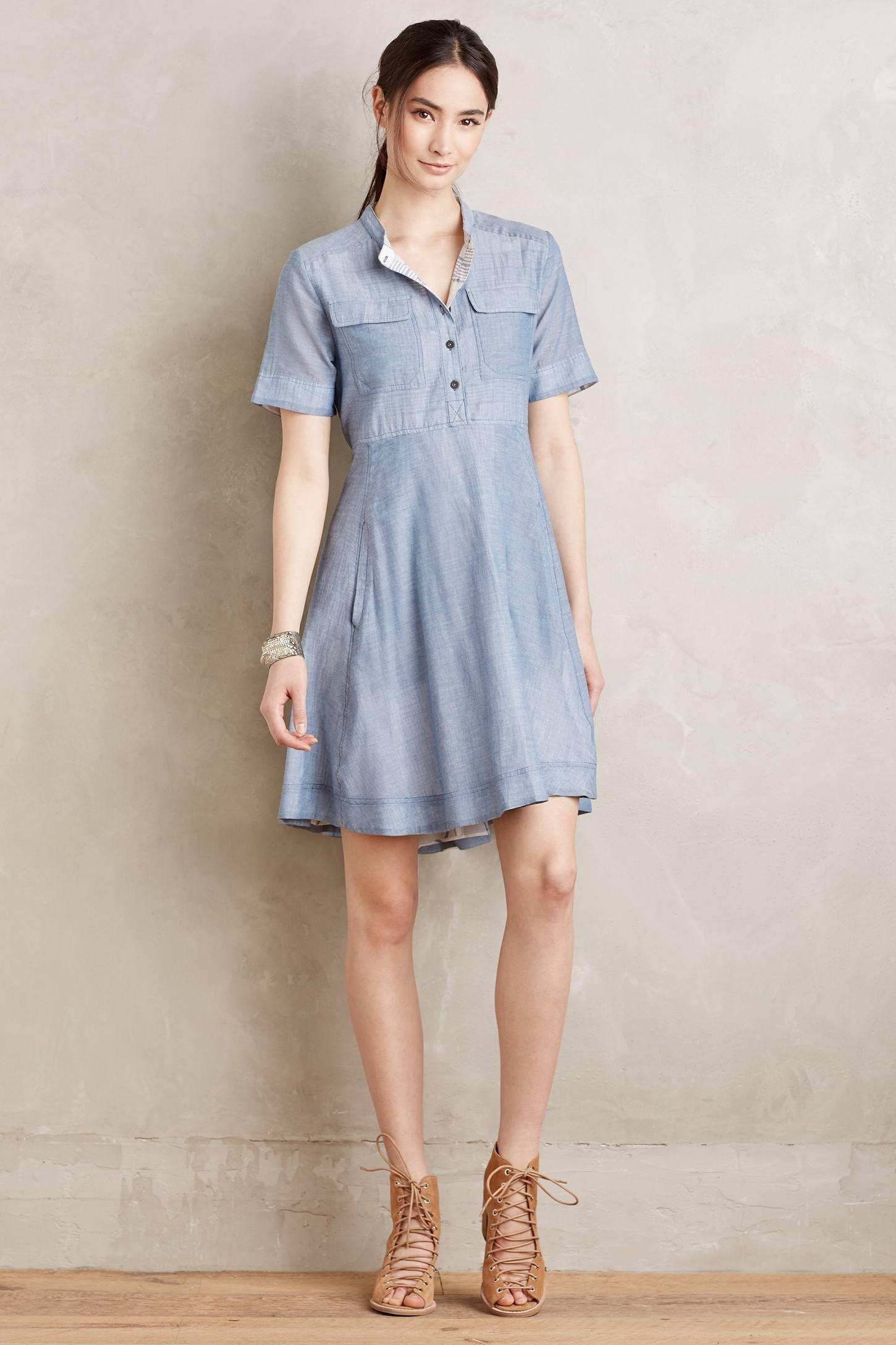 87d94b19961 Burnett Shirtdress