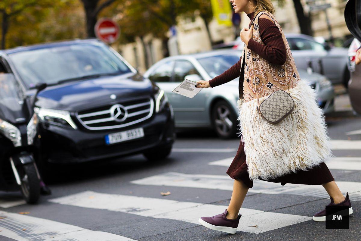 Xenia Sobchak – Paris