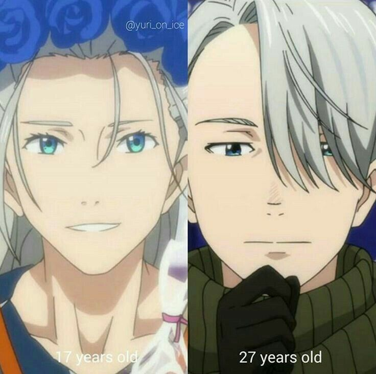 Hair Reference Bepo Yuri On Ice Victor Nikiforov Yurionice Yuri On Ice Yuri Yuri Plisetsky