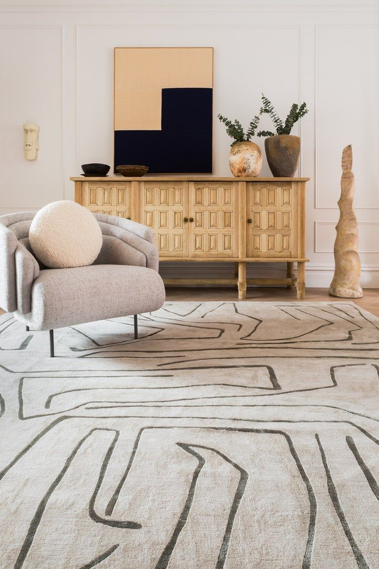 Kelly Wearstler Brings Her Signature Aesthetic to a New Collection for The Rug Company   Architectural Digest