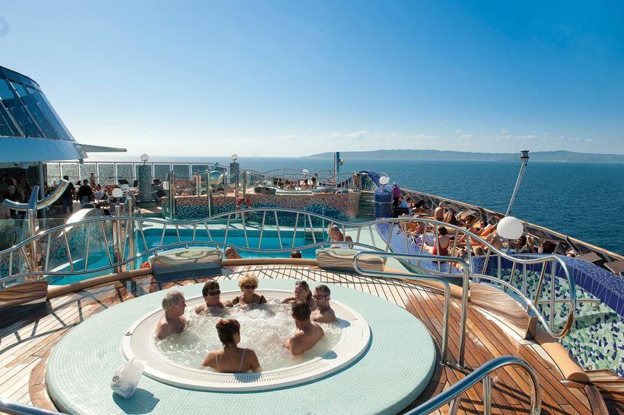7 Nights Mediterranean Cruise aboard MSC Splendida | Best ...