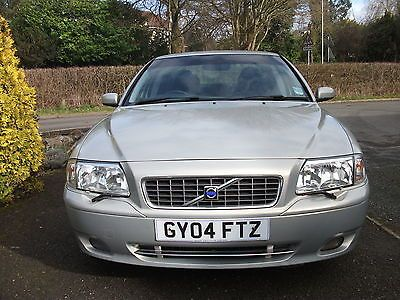 Volvo s80 se d5 2004,107k, manual,2 owners,sel, fsh, spares or ...