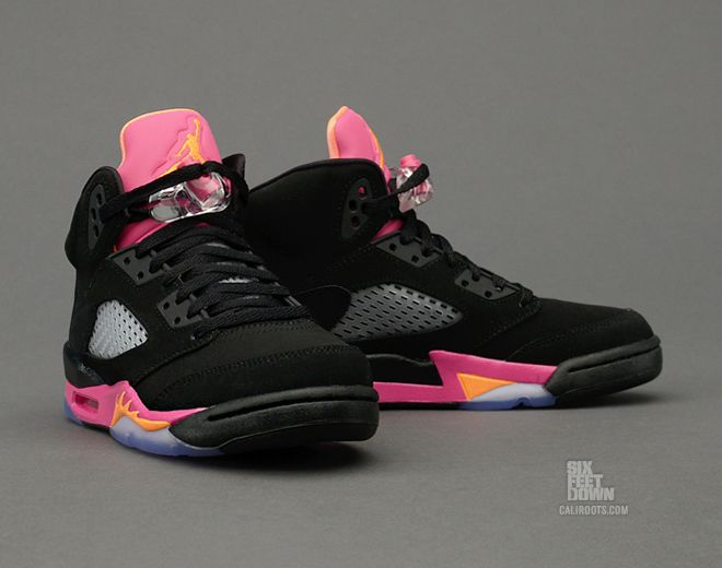 the latest f0842 8c274 MUM PLEASEEEE Jordan Girls Air JORDAN 5 Retro (440890 067) - Caliroots.com
