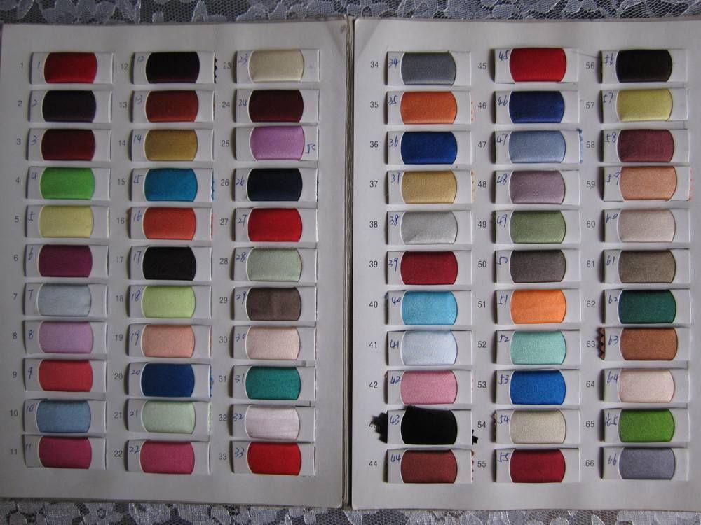 satin1 color chart
