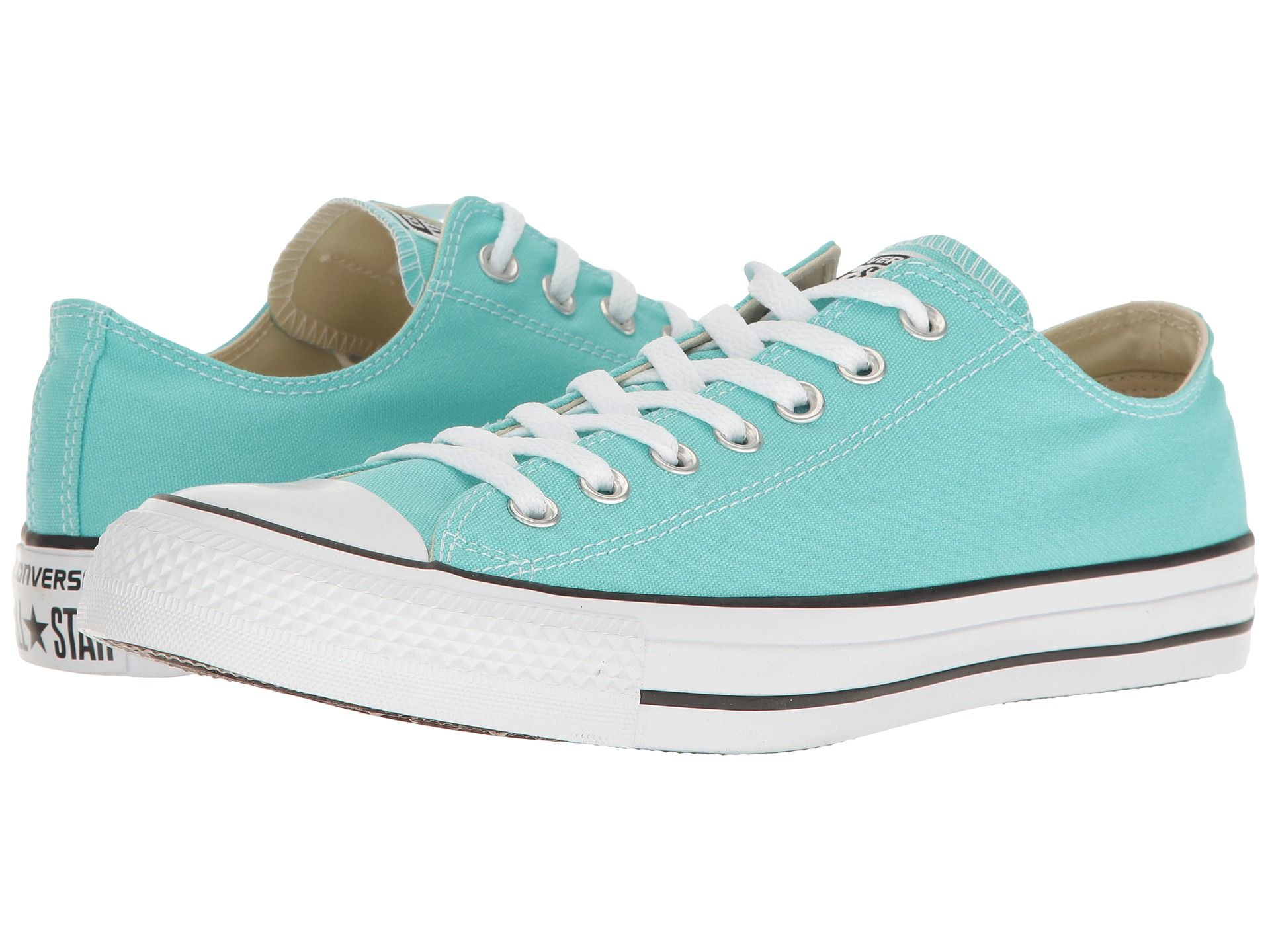 8aa01fa43958 Turquoise Converse Chuck Taylor All Star OX
