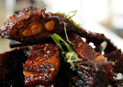 Sibas table recipes sweet sticky ribs asian food channel sibas table recipes sweet sticky ribs asian food channel forumfinder Choice Image