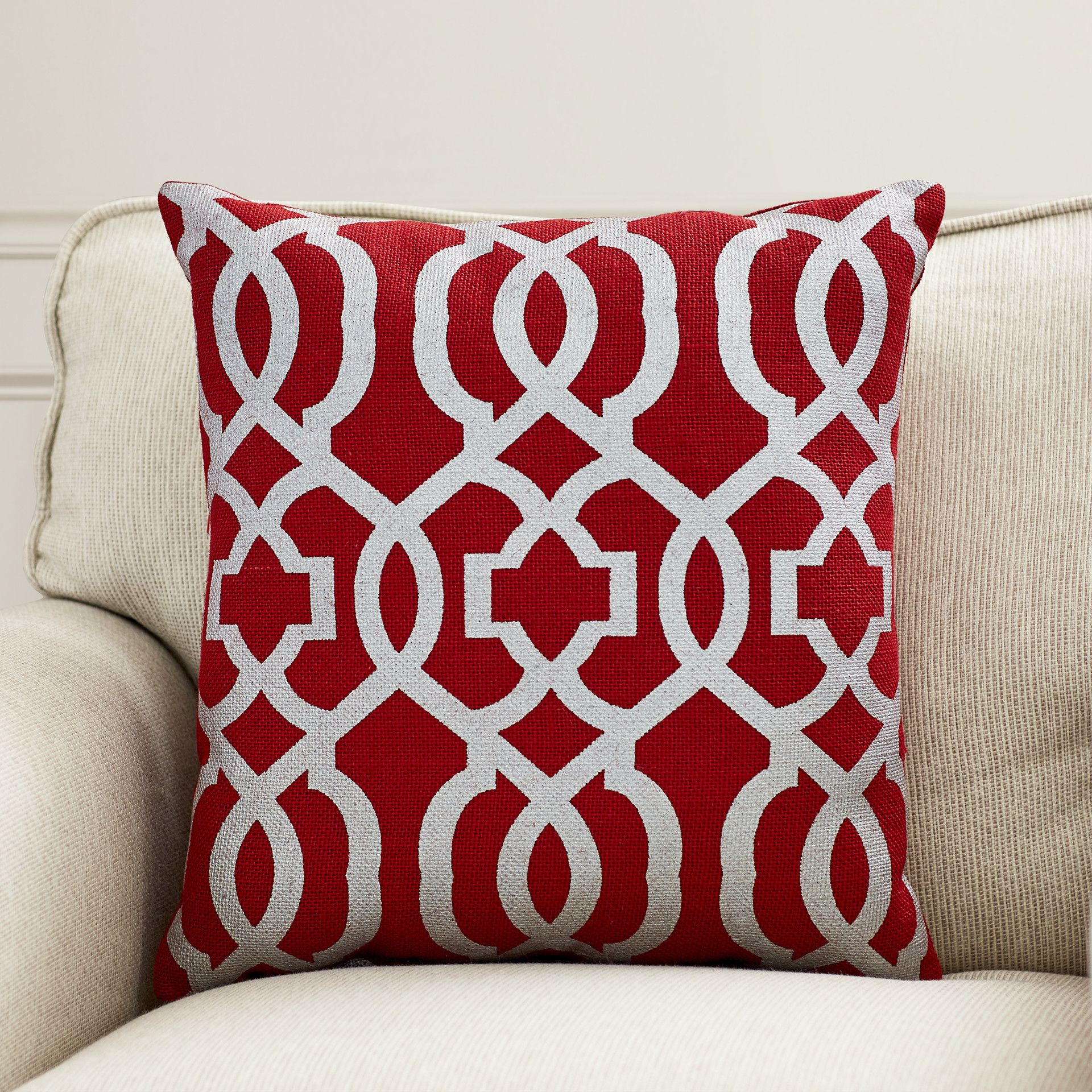 You'll love the Barrault Geometric Jute Throw Pillow at Wayfair - Great Deals on all Décor products with Free Shipping on most stuff, even the big stuff.