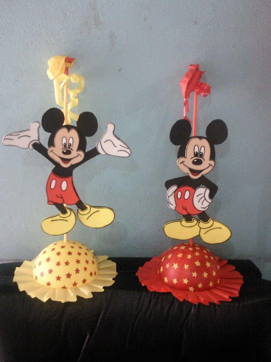 Ideas de decoracion para fiestas infantiles de minnie - Decoracion fiestas infantiles ...
