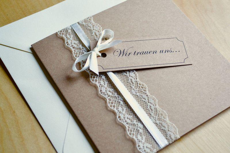 Einladungskarten Einladung Zur Hochzeit Vintage Quadratisch Ein Designerstuck Von Velvet Design Hochzeitseinladung Einladungskarten Hochzeit Karte Hochzeit