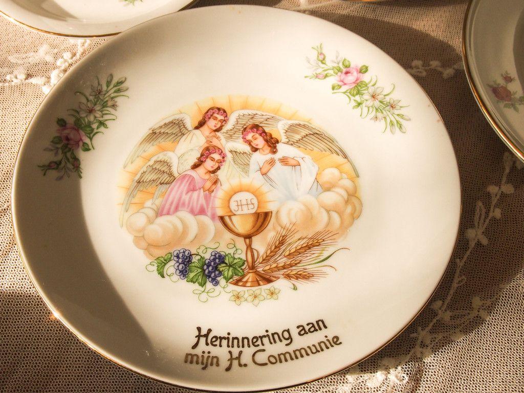 Vintage, Heilige communie servies